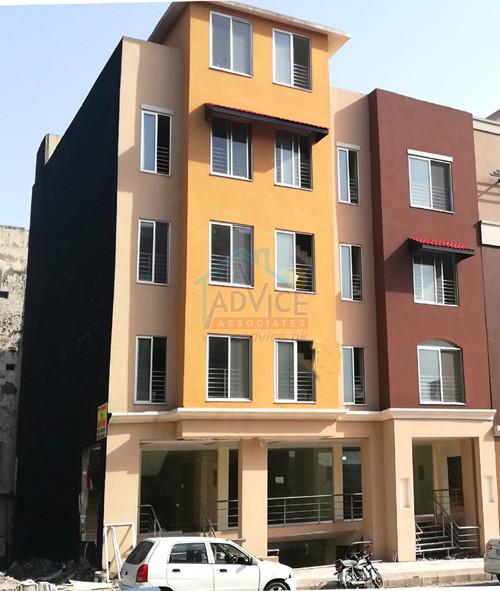 Bahria Town Rawalpindi: Flat For Sale In Bahria Town Rawalpindi Phase 7