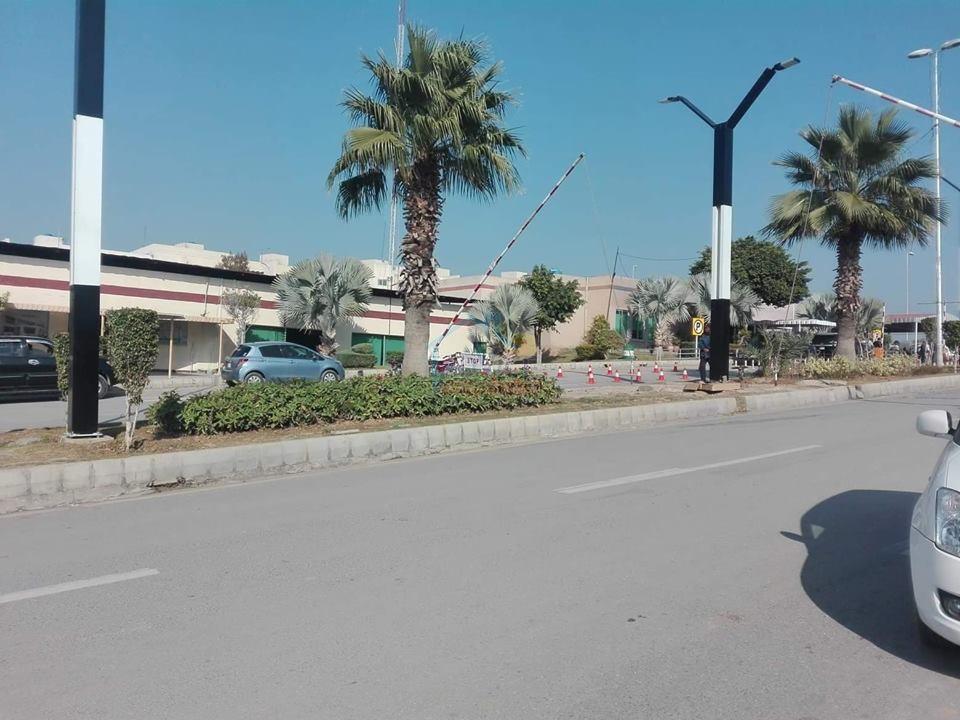 Bahria Town Rawalpindi Maintenance Instruction