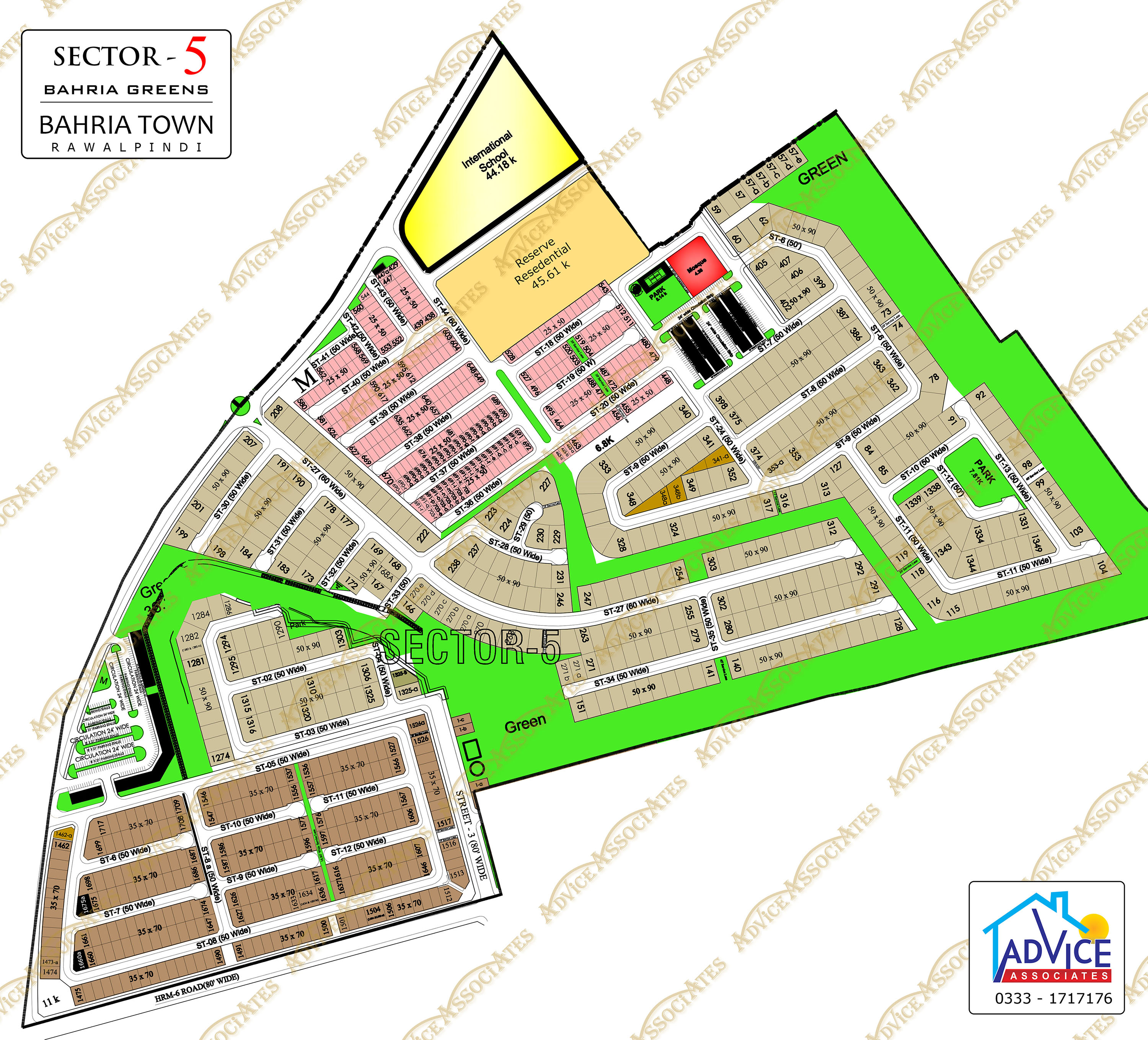Bahria Greens Sector 5