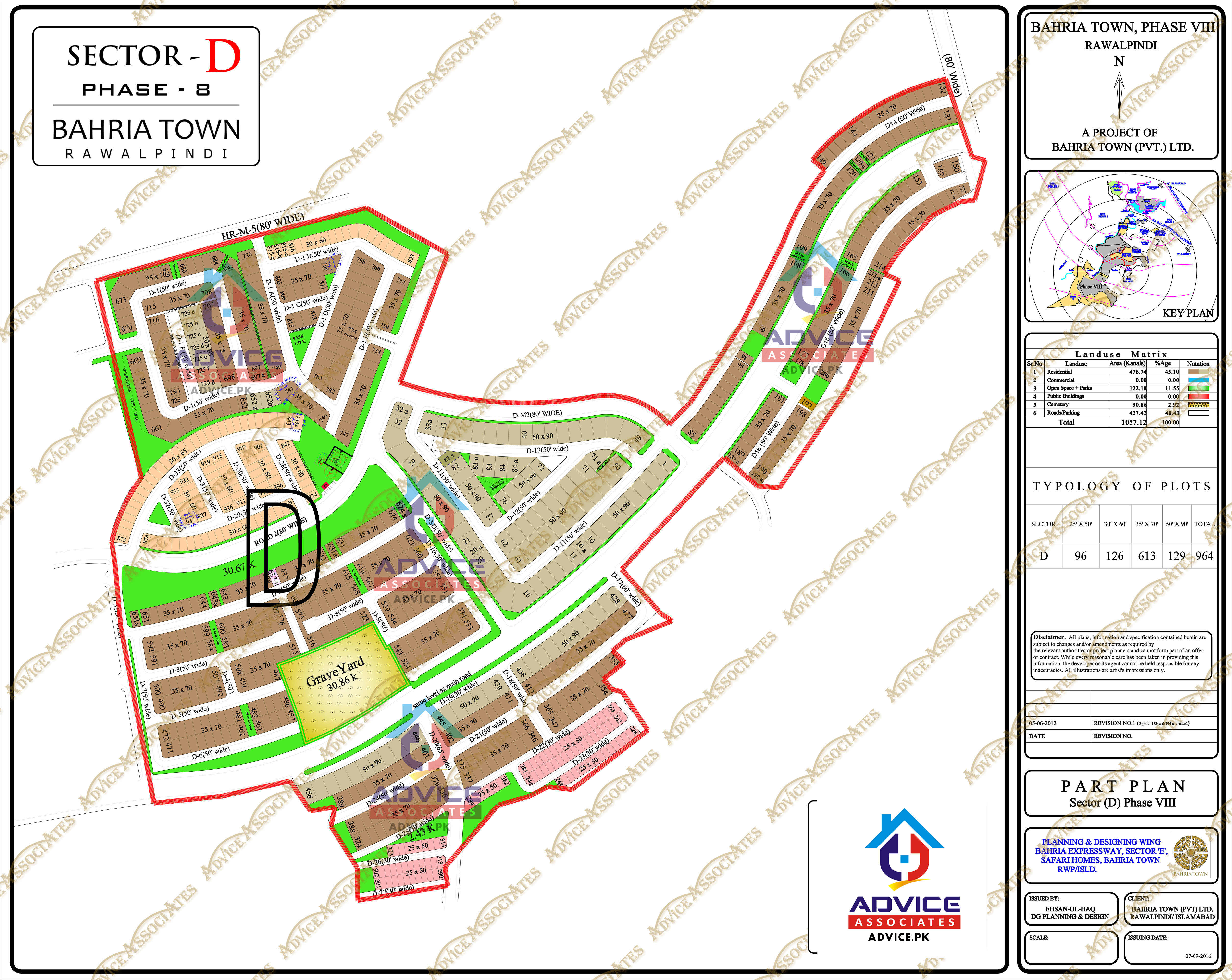 Bahria Town Phase 8 D Block