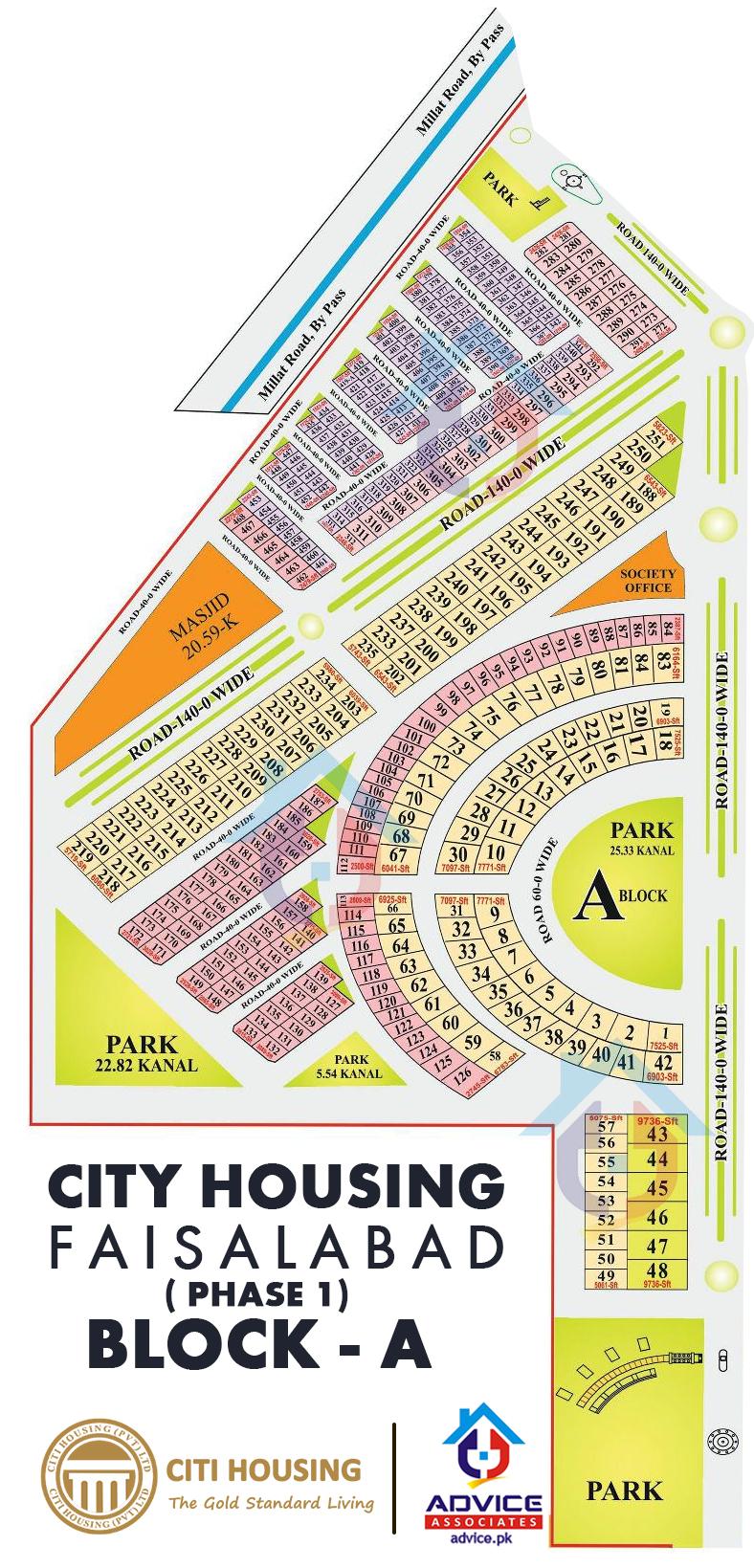 Citi Housing Phase 1 Block A