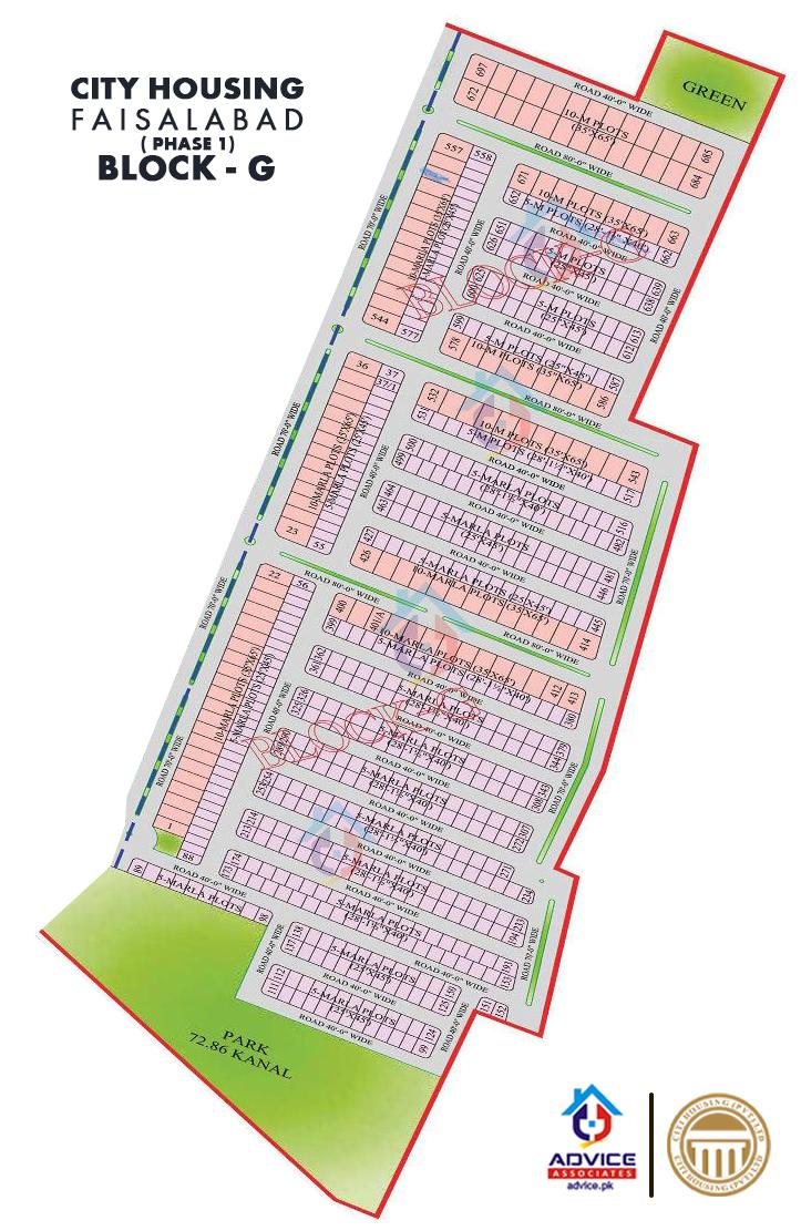 Citi Housing Phase 1 Block G