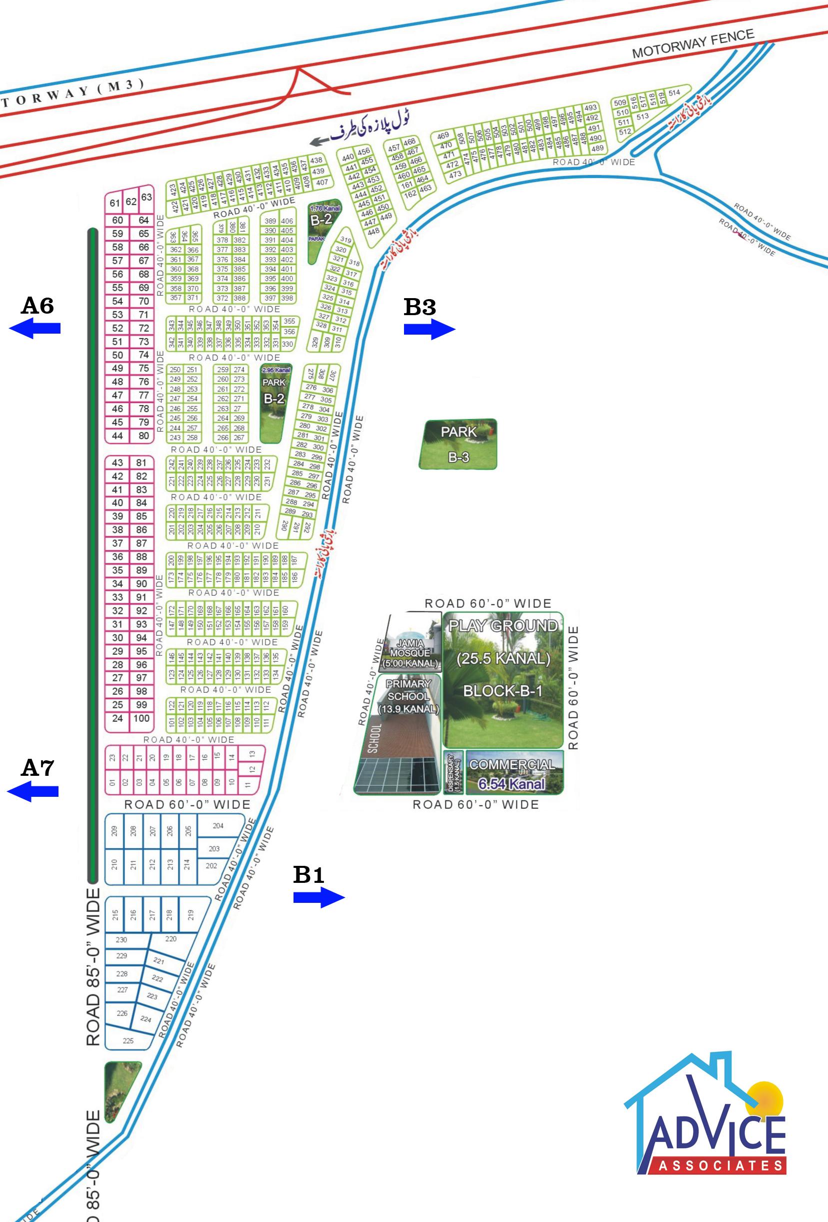 FDA City Block B2