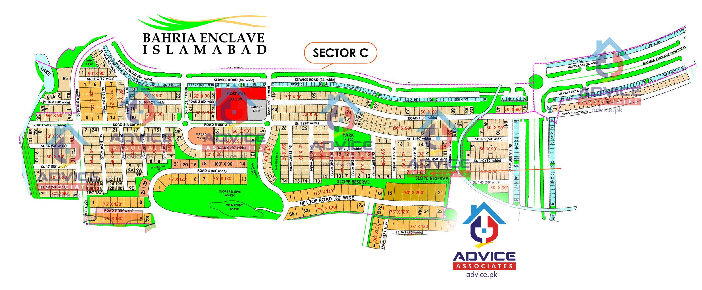 Bahria Enclave Sector C