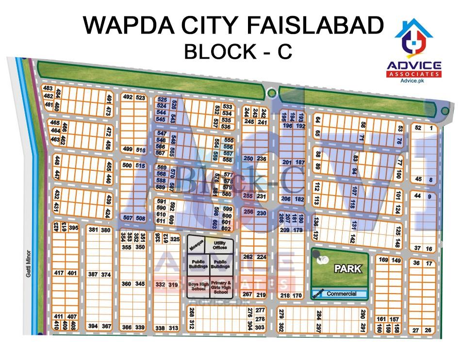 Wapda city Block C