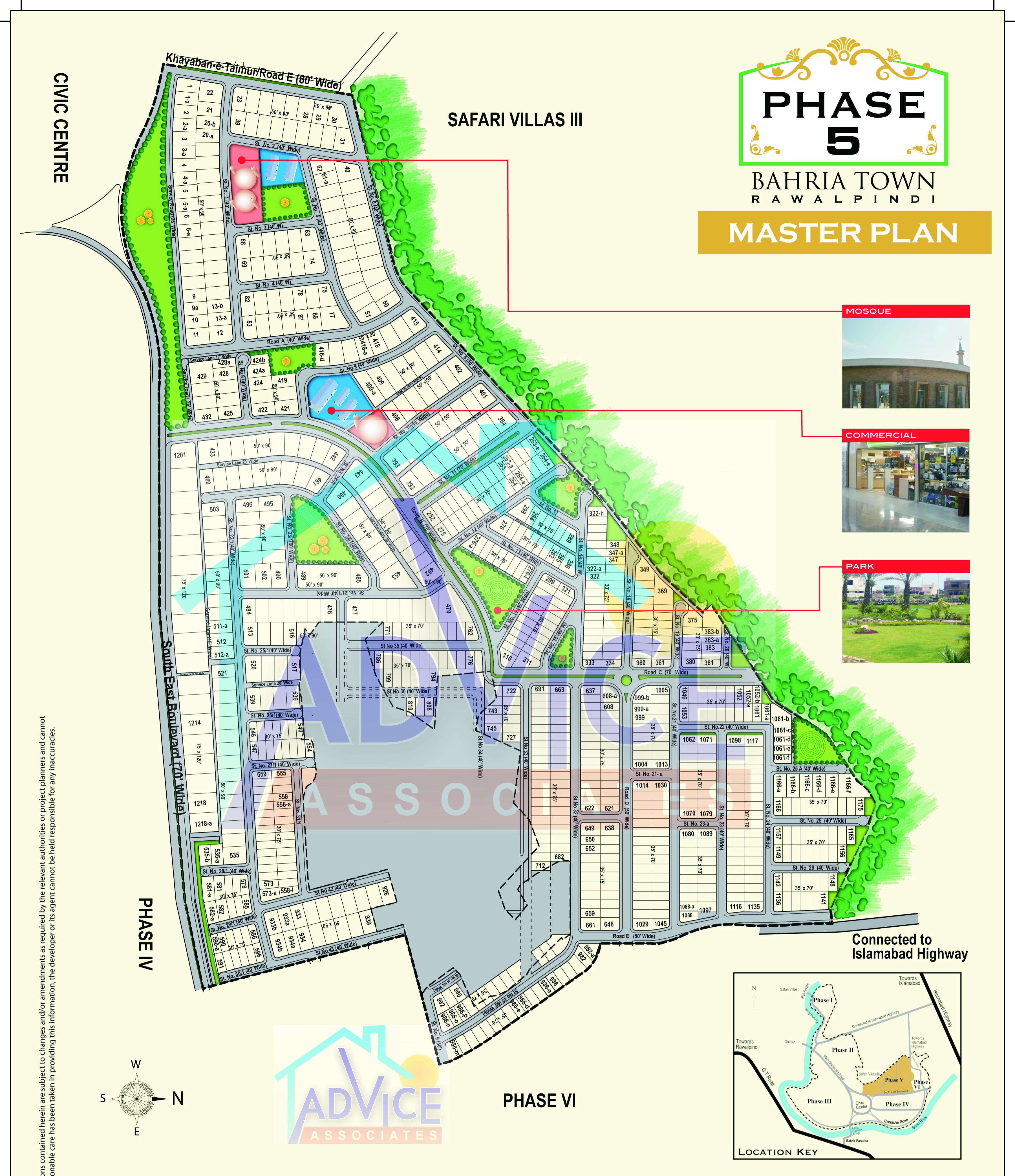 Bahria Town Phase 5