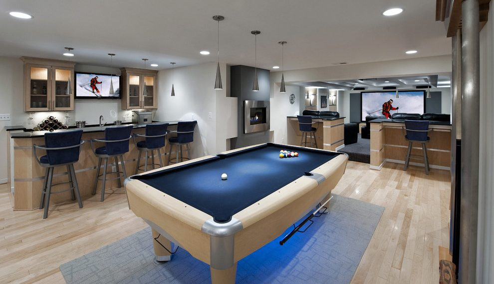 Basement Ideas in House