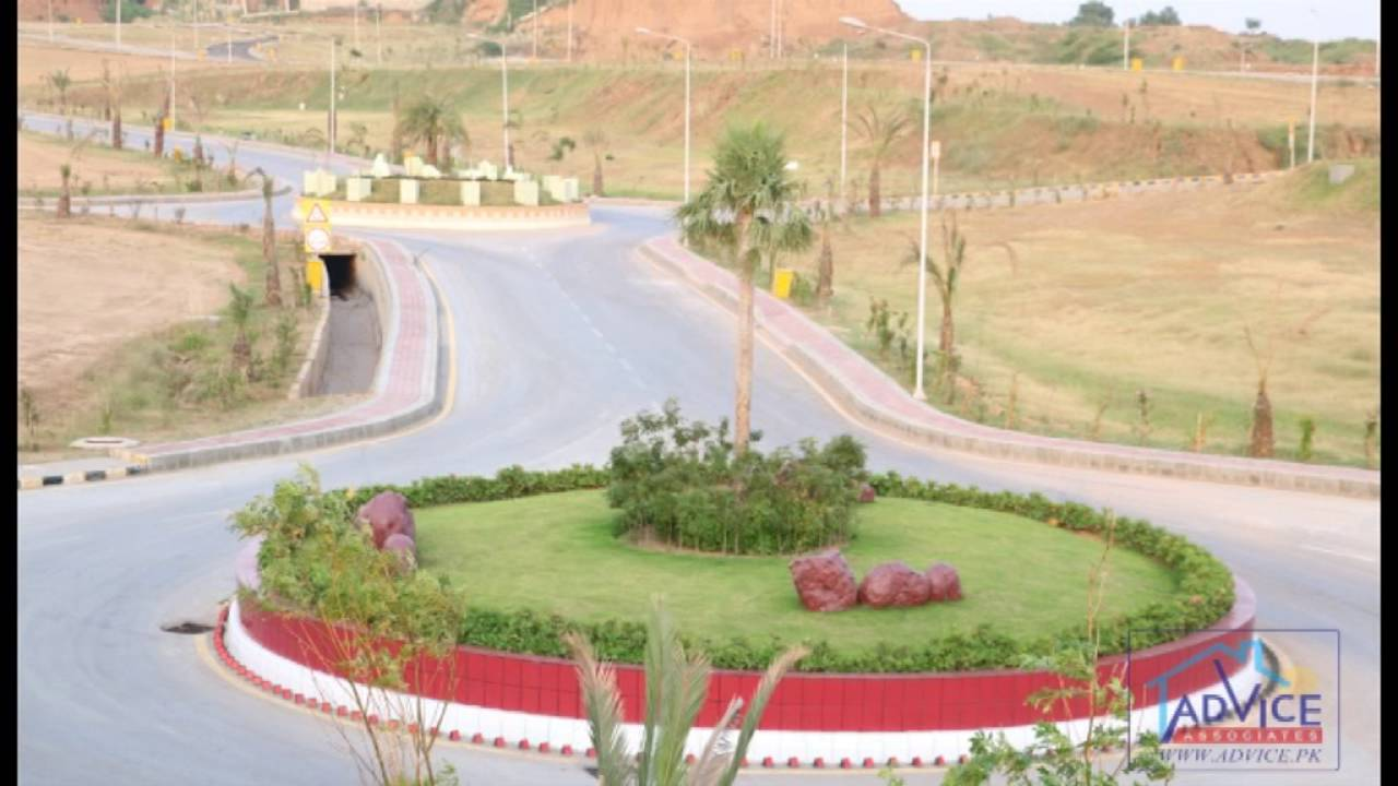 Plot for Sale in Bahria Hamlets, Phase 8 Rawalpindi
