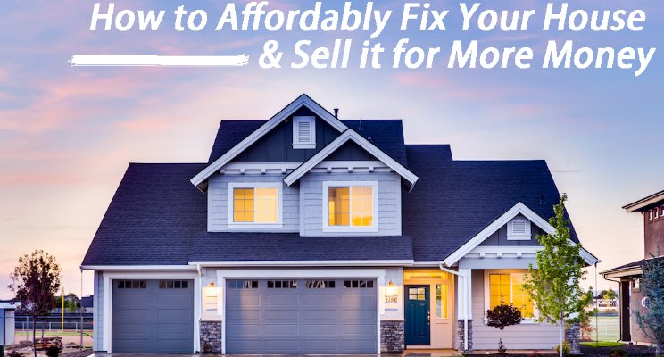 How to Maximize House Sale Price