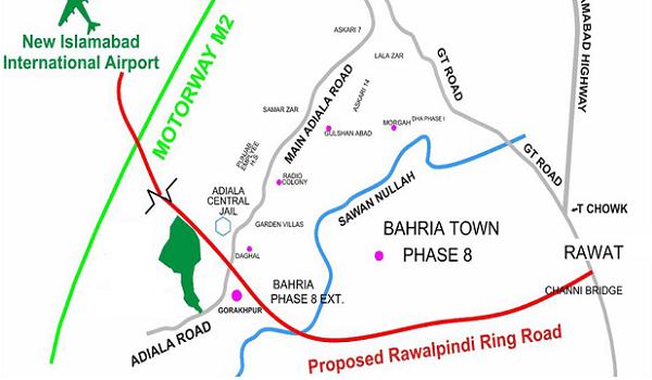 Rawalpindi Ring Road Latest Updates