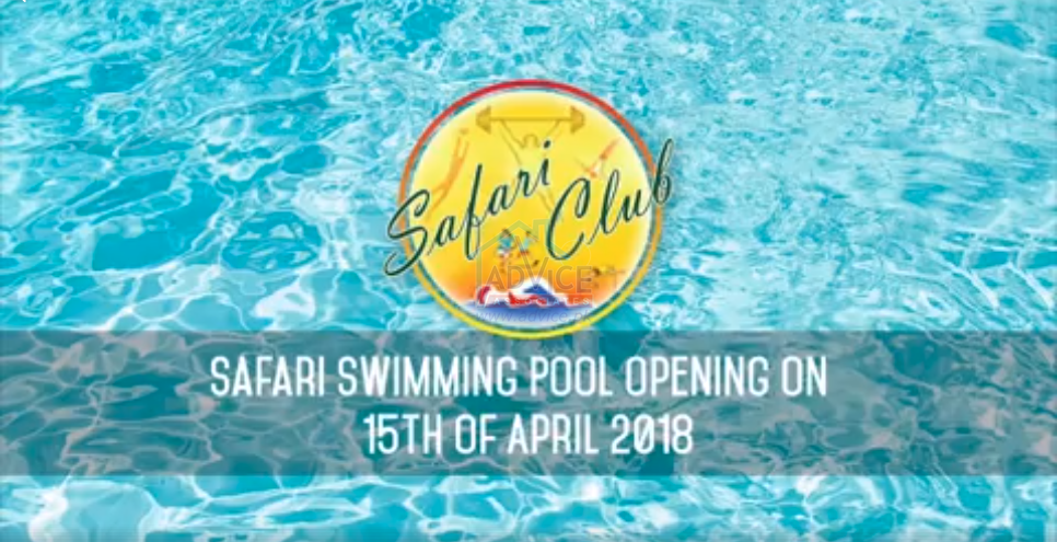 Bahria Swimming Pool Opening in Safari Club, Rawalpindi
