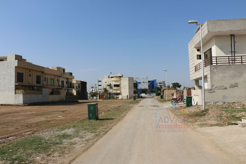 Bahria town 7 Marla plot For Sale Umar Block