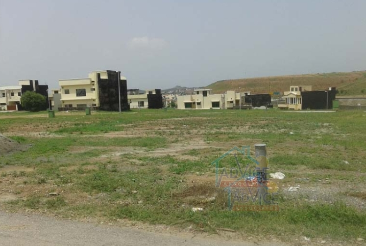 7 Marla Plot For Sale Phase 8