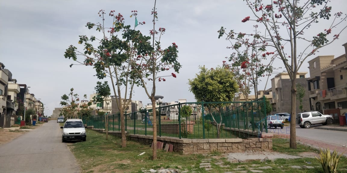 Bahria town 5 Marla plot For Sale Ali Block