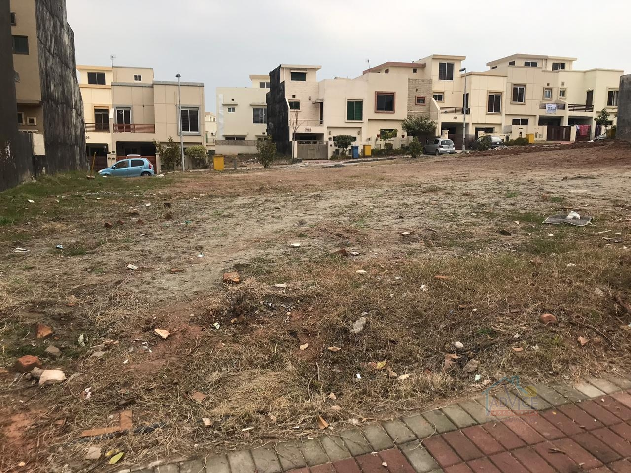 Bahria town 5 Marla plot For Sale Rafi Block Near to Park