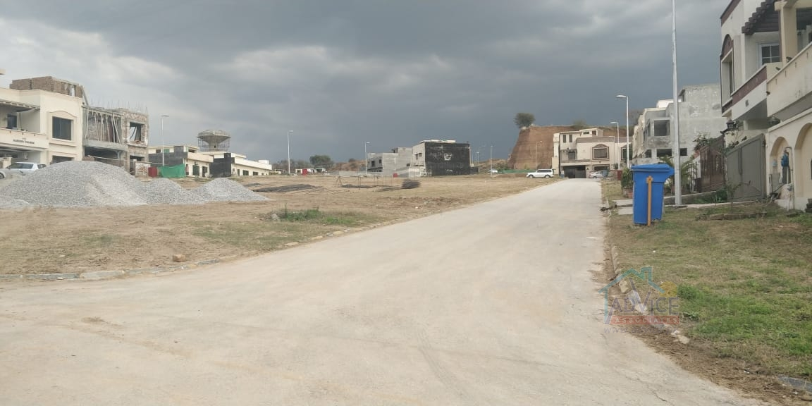 Bahria town 7 Marla plot For Sale Khalid  Block