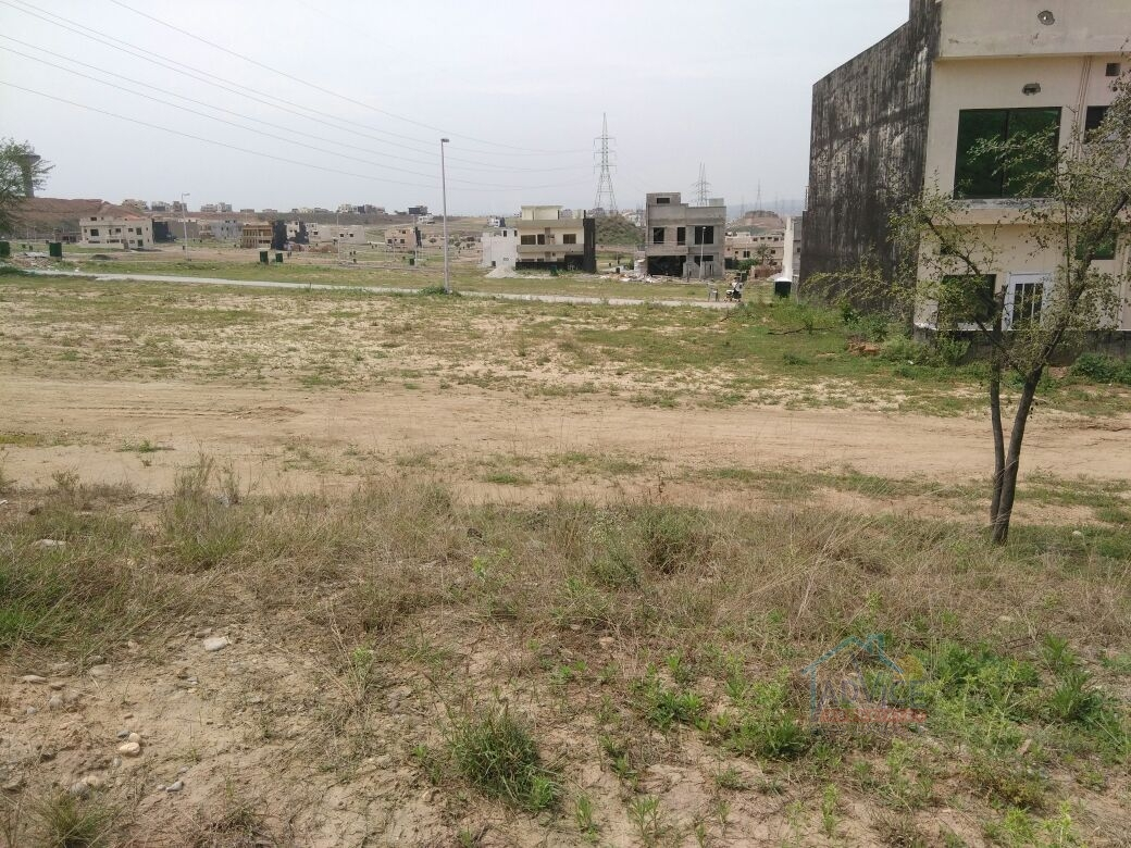 Bahria town 7 Marla plot For Sale Umar Block Map+Possession Paid