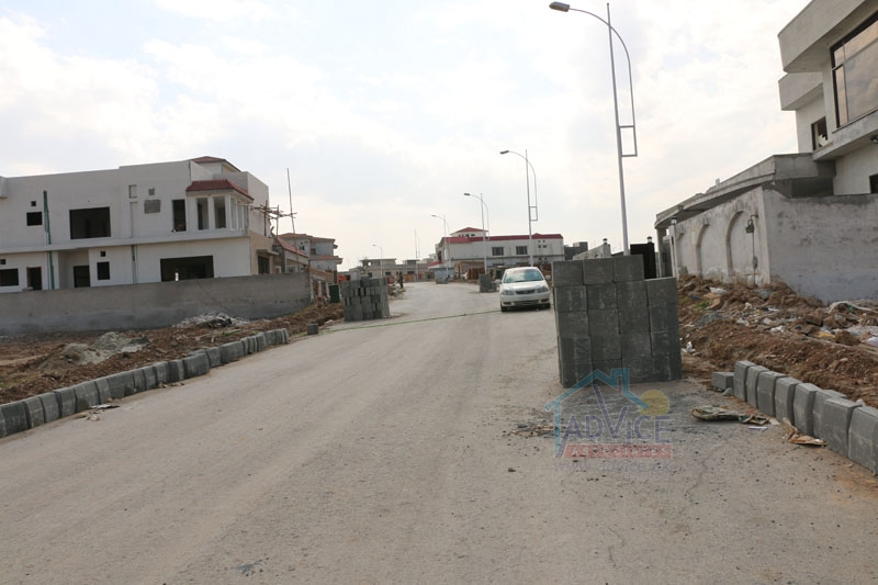 22 Marla plot For Sale Bahria town
