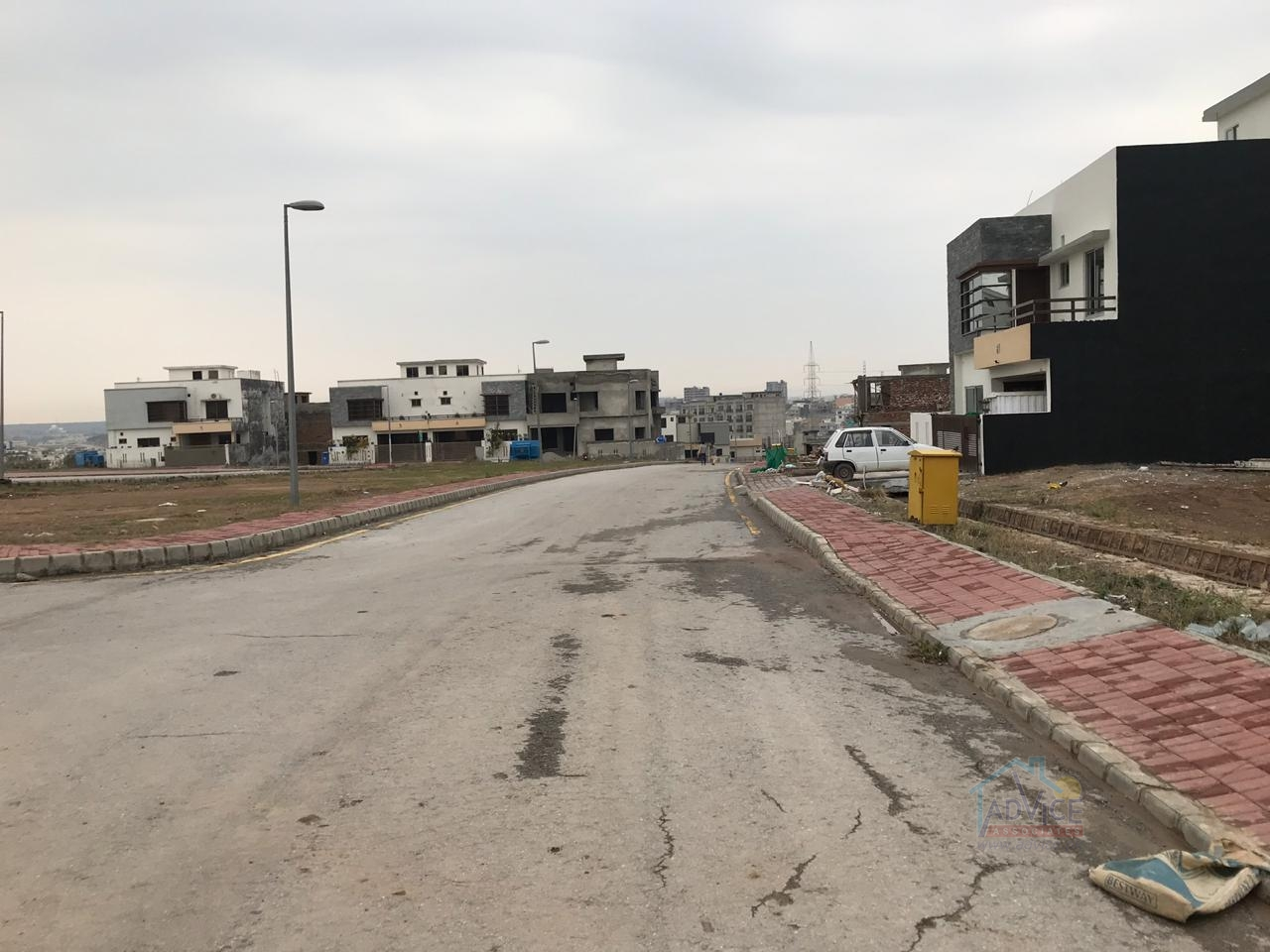 Bahria Town 8 Marla Plot For Sale