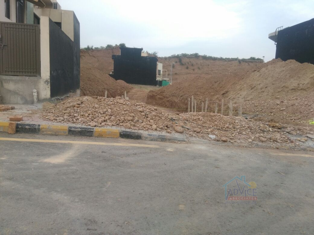 Bahria town 7 Marla plot For Sale Rafi  Block