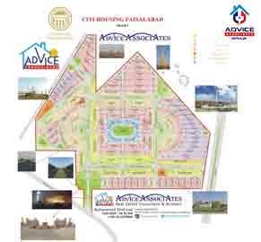 City Housing Faisalabad
